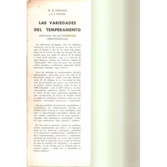 Variedades del temperamento