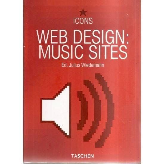 Web design music sites