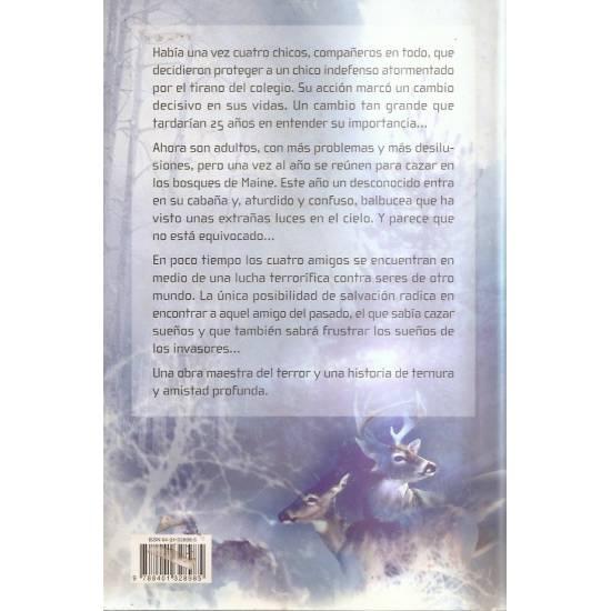 El cazador de sueños (Novela)