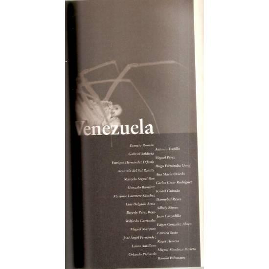 Tercer Festival mundial de poesía Venezuela 2006