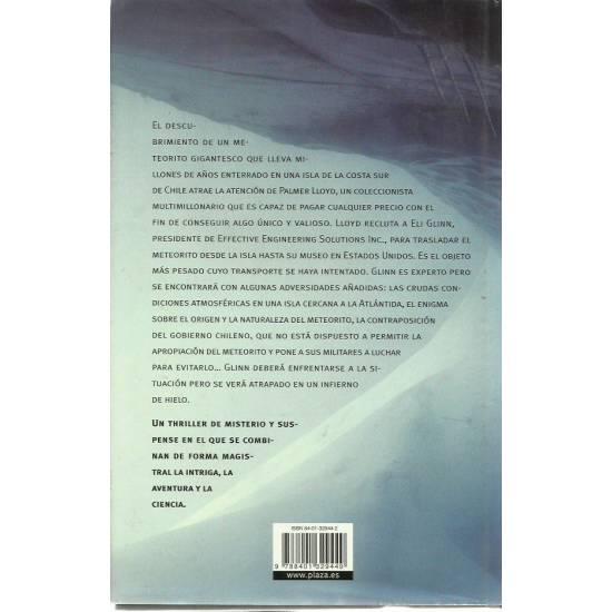 Más allá del hielo (novela)