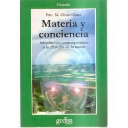 Materia y conciencia