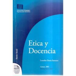 Etica y docencia