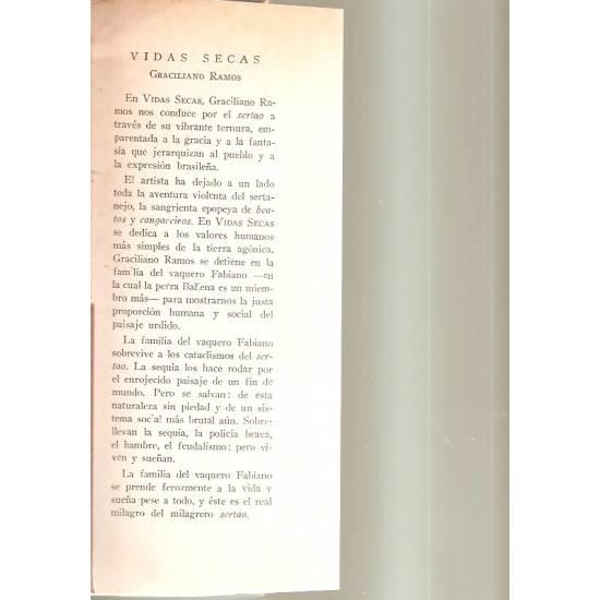 Vidas secas (novela)