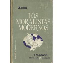 Los moralistas modernos