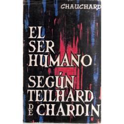 El ser humano según Teilhard de Chardin
