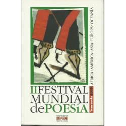 Segundo Festival mundial de poesía Venezuela 2005