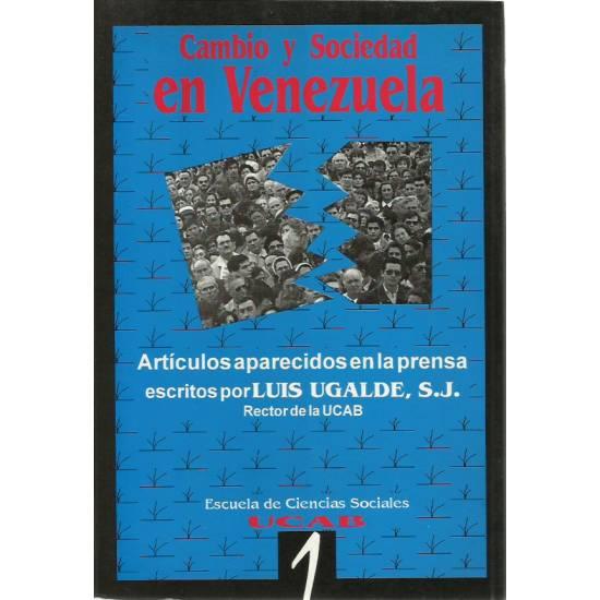 Cambio y sociedad en Venezuela