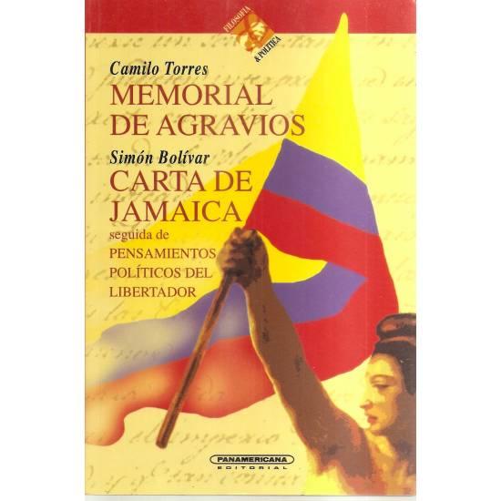 Memorial de agravios Carta de Jamaica