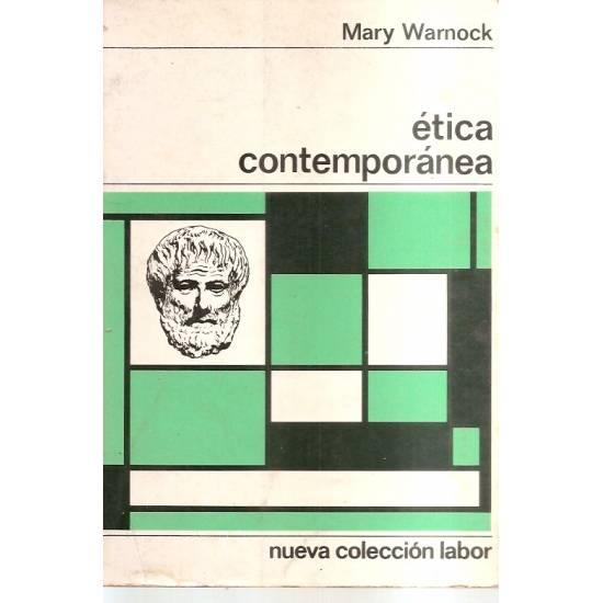 Ética contemporánea