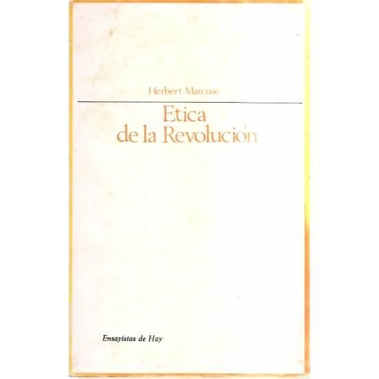 Ética de la revolución