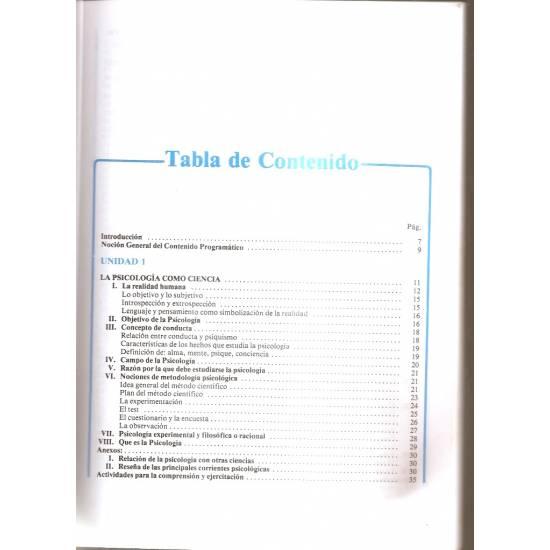 Psicología Ediciones Cobo Relloso