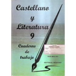 Castellano y Literatura 9 Cuaderno de trabajo