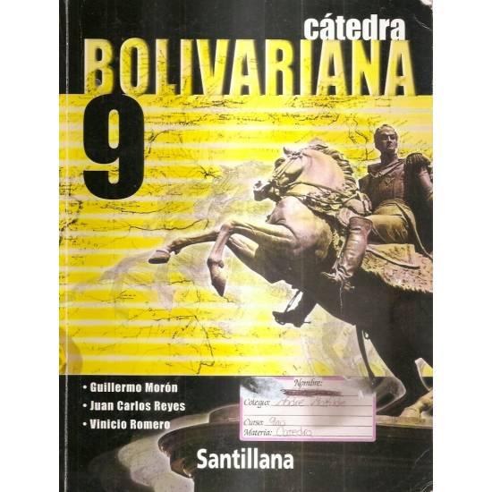 Cátedra Bolivariana 9 Santillana