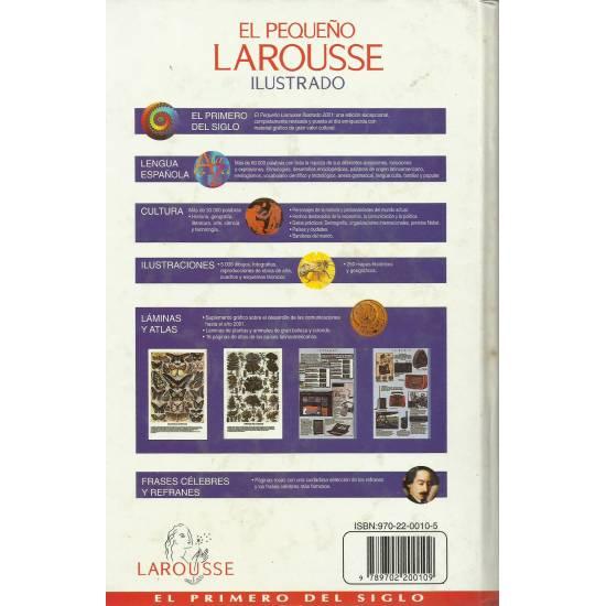 El pequeño Larousse ilustrado 2001