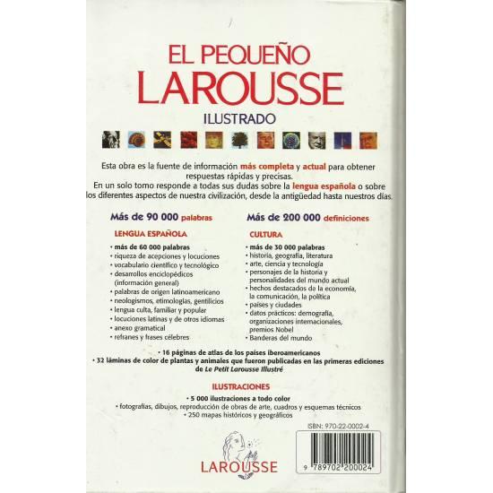 El pequeño Larousse ilustrado 2000