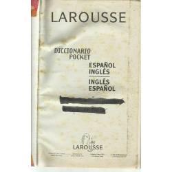 Diccionario Pocket Español-Inglés Inglés-Español
