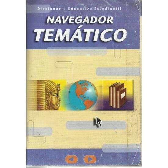 Diccionario Educativo estudiantil Navegador Temático