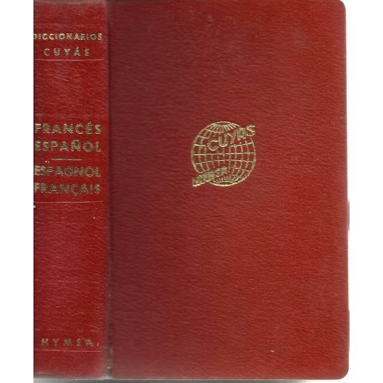 Diccionario francés-español espagnol-francais Cuyás