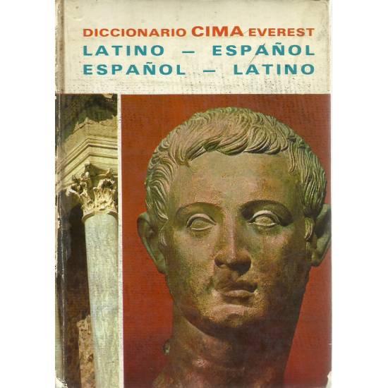 Diccionario latino-español español-latino Everest