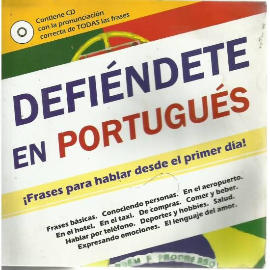 Defiéndete en portugués