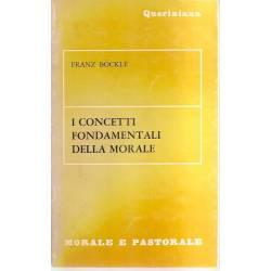 I Concetti fondamentali della morale