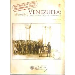 Venezuela: La construcción de la República. 1830-1850