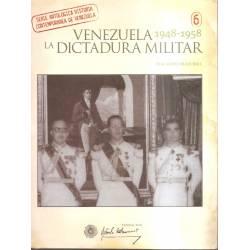Venezuela 1948-1958 La dictadura militar
