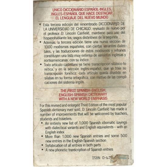 Diccionario español-inglés inglés-español