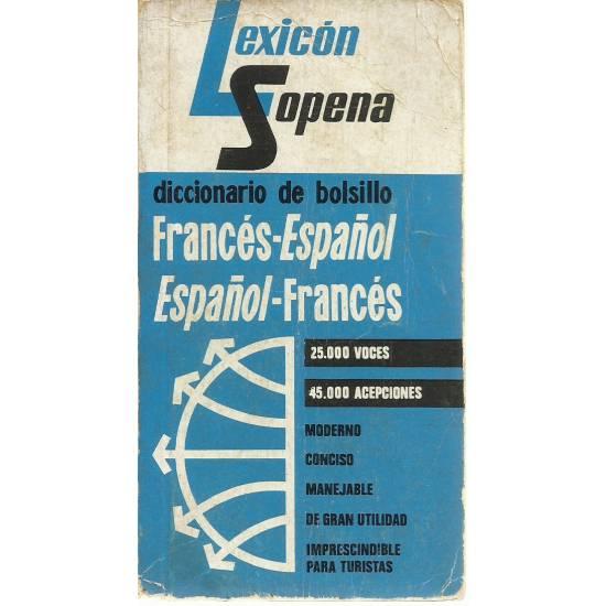 Diccionario de bolsillo francés-español