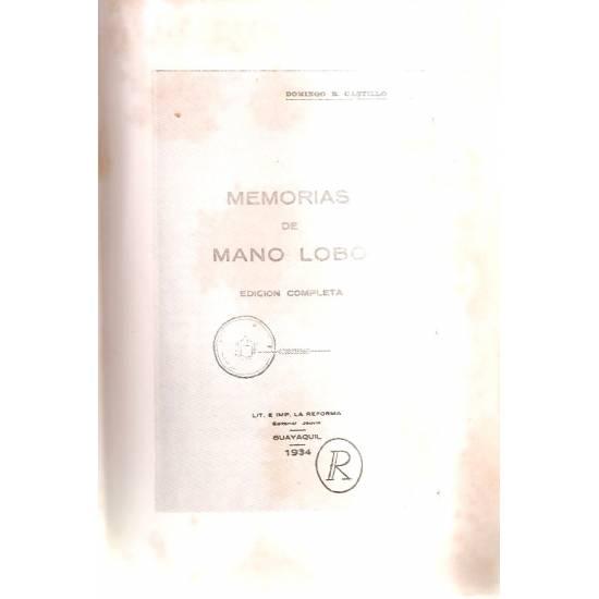 Memorias de Mano Lobo y La cuestión monetaria en Venezuela
