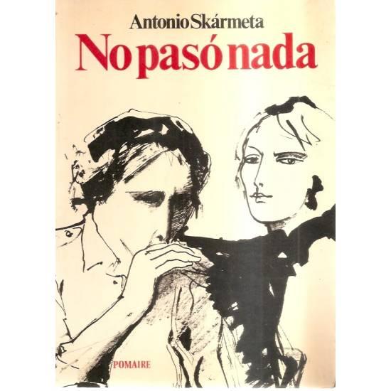 No pasó nada (novela)