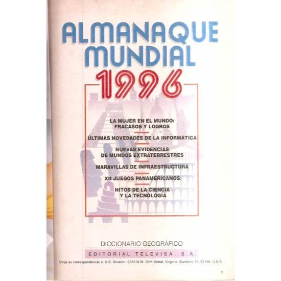 Almanaque mundial 1996