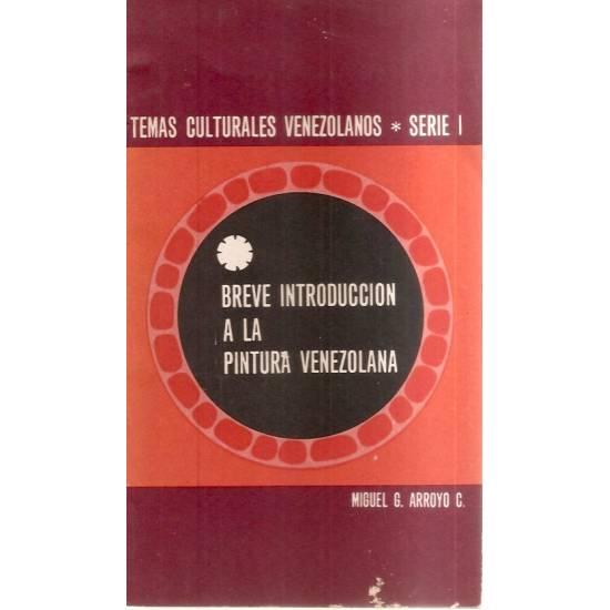 Breve introducción a la pintura venezolana