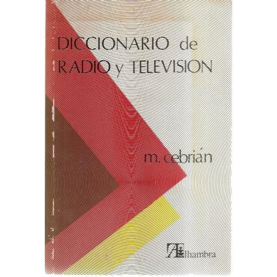 Diccionario de radio y televisión