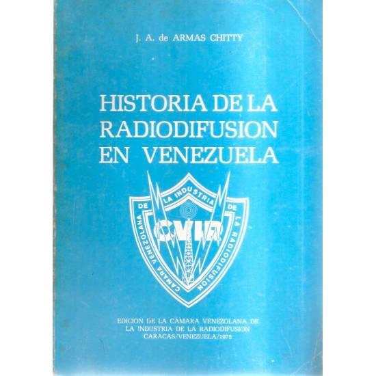 Historia de la radiodifusión en Venezuela