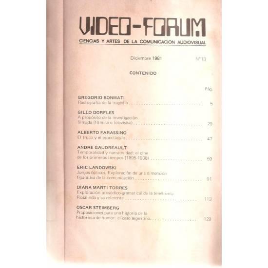 Video-forum 13