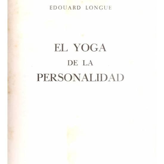 El yoga de la personalidad