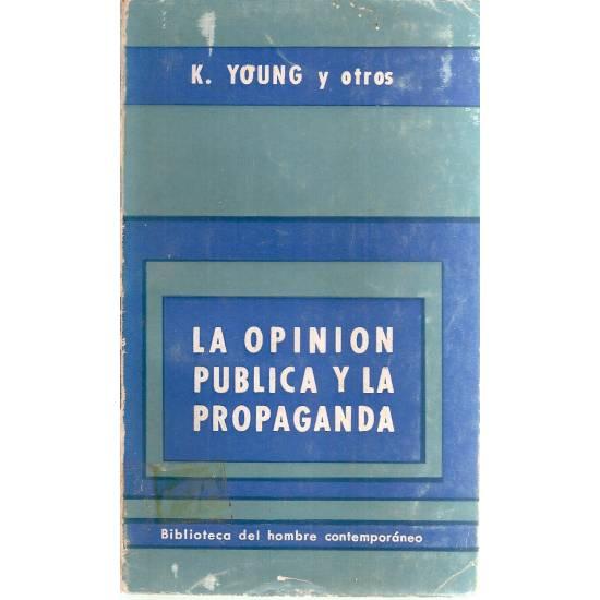 La opinión pública y la propaganda