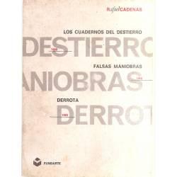 Cuadernos del desierto Falsas maniobras Derrota