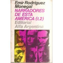 Narradores de esta América (t.2)
