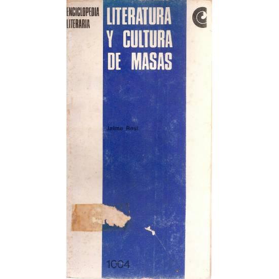 Literatura y cultura de masas