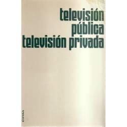 Televisión pública televisión privada