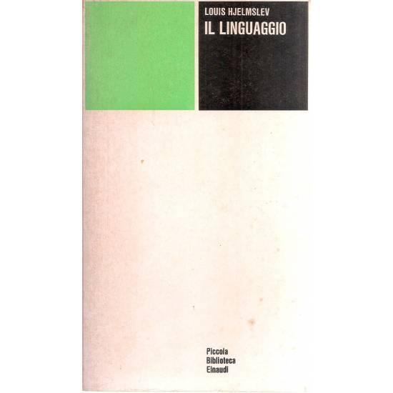 Il linguaggio  (en italiano)