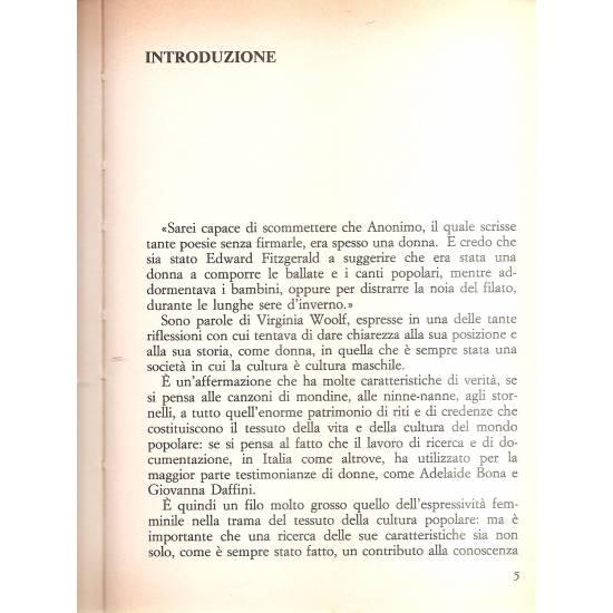 Io canto la differenza (edición bilingüe inglés-italiano)