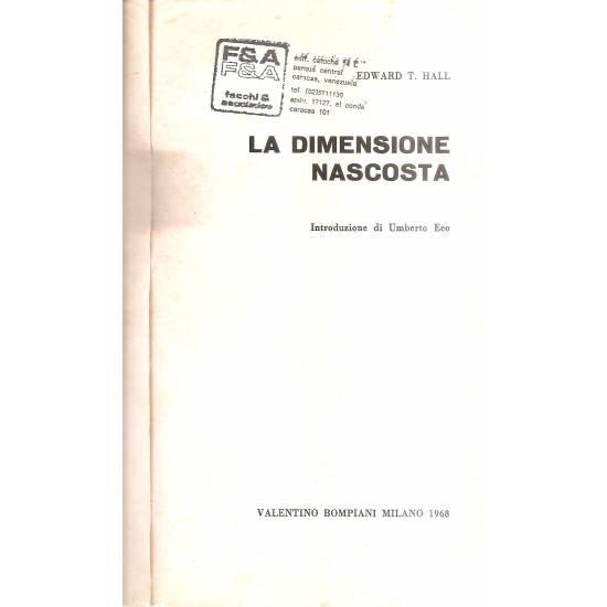 La dimensione nascosta (en italiano)