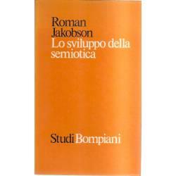 Lo sviluppo della semiotica (en italiano)