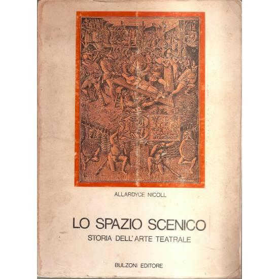 Lo spazio scenico (en italiano)