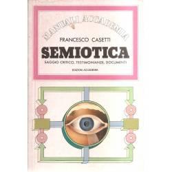 Semiotica (en italiano)