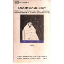 I capolavori di Brecht Vita di Galileo (en italiano)